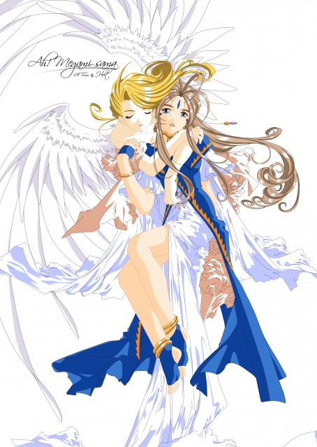 Kousuke Fujishima, Anime International Company, Ah! Megami-sama, Belldandy, Holy Bell