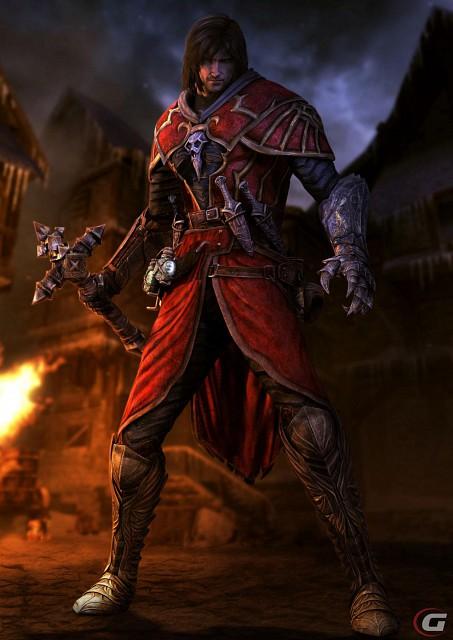 Konami, Castlevania: Lords Of Shadow, Gabriel Belmont