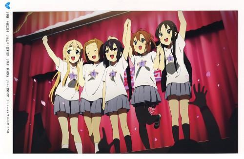 Hiroshi Karata, Nakano Emiko, Kyoto Animation, K-On!, Mio Akiyama