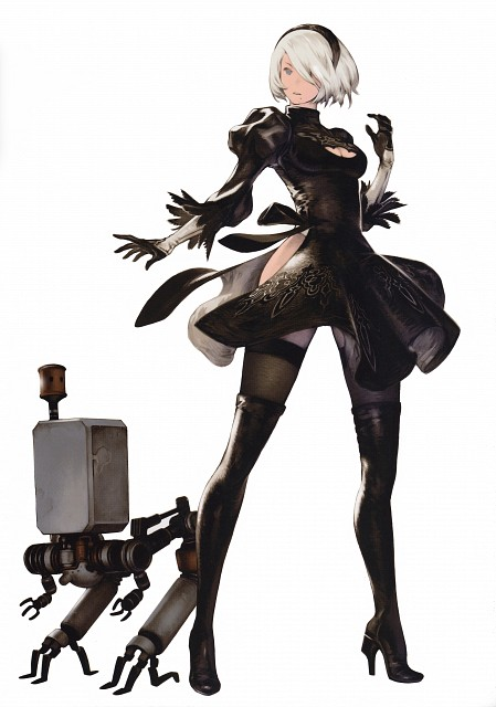 Akihiko Yoshida, Platinum Games Inc., Square Enix, Nier, Yorha No. 2 Type B