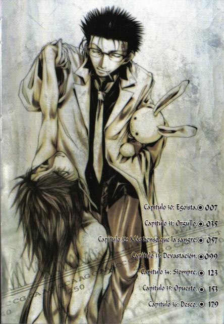 Kazuya Minekura, Studio Pierrot, Saiyuki, Kougaiji, Ni Jianyi