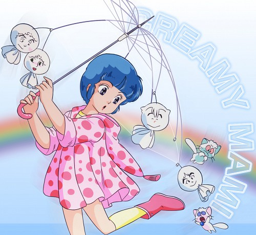 Akemi Takada, Studio Pierrot, Creamy Mami, Posi, Nega