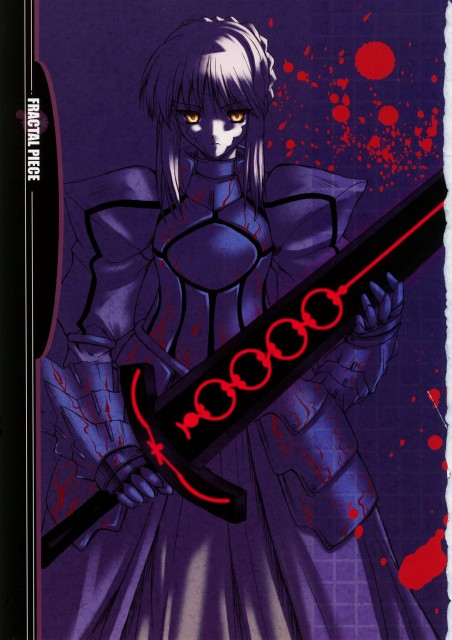 Fate/stay night, Saber Alter, Doujinshi