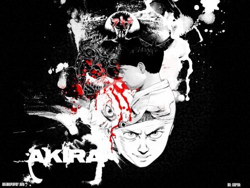 Katsuhiro Otomo, Akira, Tetsuo Shima Wallpaper