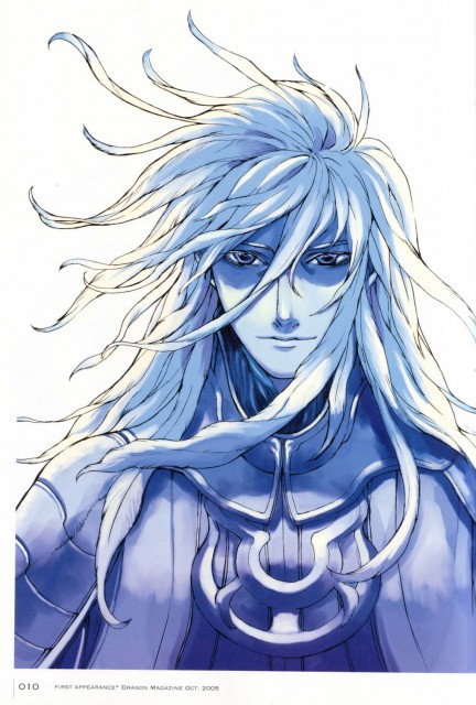 Eiji Kaneda, Sousei no Aquarion, Aquarion Illustrations: Eiji Kaneda Art Works, Toma (Sousei no Aquarion)