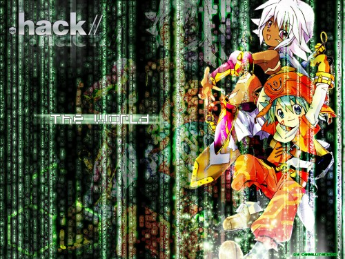 Yoshiyuki Sadamoto, Rei Izumi, Bee Train, .hack//Legend of the Twilight, Shugo Kunisaki Wallpaper