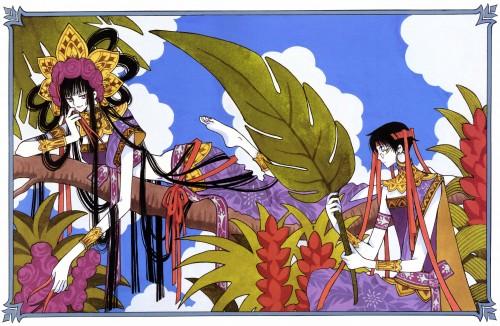 CLAMP, xxxHOLiC, Kimihiro Watanuki, Yuuko Ichihara, Calendar
