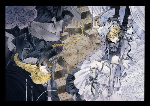 Pandora Hearts, Pandora Hearts ~odds and ends~, Oz Vessalius, Jack Vessalius