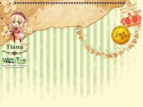 miko (Mangaka), Idea Factory, Beast Master and Prince, Tiana (Beast Master and Prince)