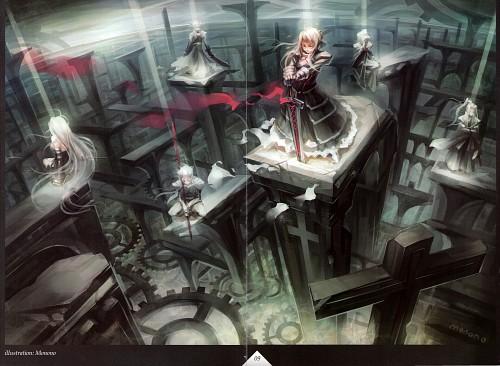monono, Fate One: Renew, Fate/stay night, Caster (Fate/stay night), Saber Alter