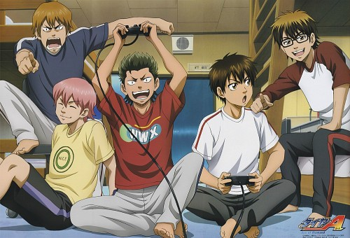Yuuji Terajima, Production I.G, Ace of Diamond, Jun Isashiki, Youichi Kuramochi