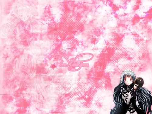 Hiroyuki Takei, Xebec, Shaman King, Iron Maiden Jeanne Wallpaper