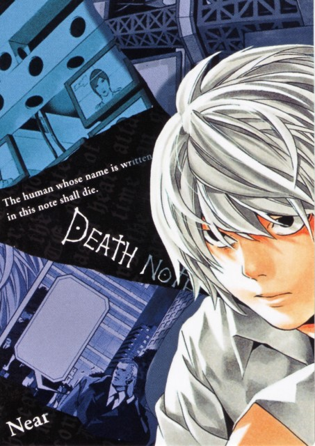Takeshi Obata, Death Note, Near