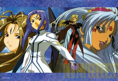 Junichi Takaoka, Anime International Company, Ah! Megami-sama, Belldandy, Marller