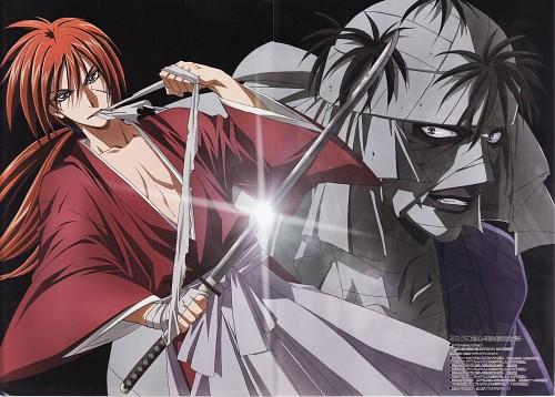 Atsuko Nakajima, Nobuhiro Watsuki, Studio DEEN, Rurouni Kenshin, Makoto Shishio