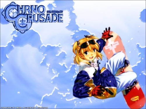 Chrno Crusade Wallpaper