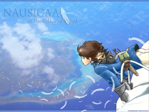 Studio Ghibli, Nausicaa of the Valley of the Wind, Nausicaa, Teto (Nausicaa) Wallpaper