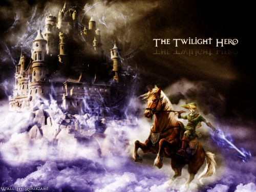 Nintendo, The Legend of Zelda, The Legend of Zelda: Twilight Princess, Epona, Link Wallpaper