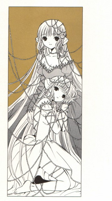CLAMP, Chobits, Your Eyes Only, Freya, Chii