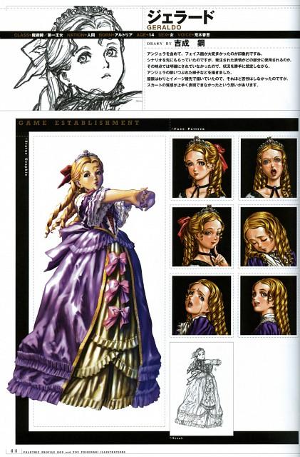 tri-Ace, Valkyrie Profile, Jelanda