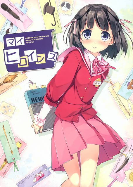 Tamiki Wakaki, Kantoku, The World God Only Knows, Shiori Shiomiya, Character Sheet