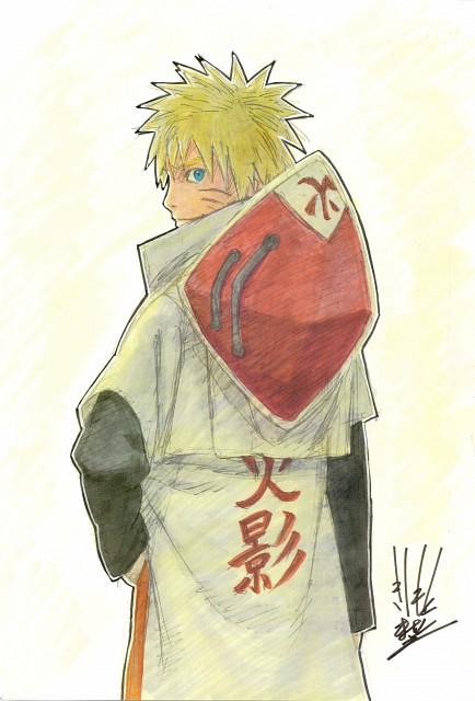 Masashi Kishimoto, Naruto, Mina no Sho Fan Book, Naruto Uzumaki