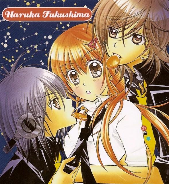 Haruka Fukushima, Orange Planet, Rui Nagasaki, Eisuke Tachibana