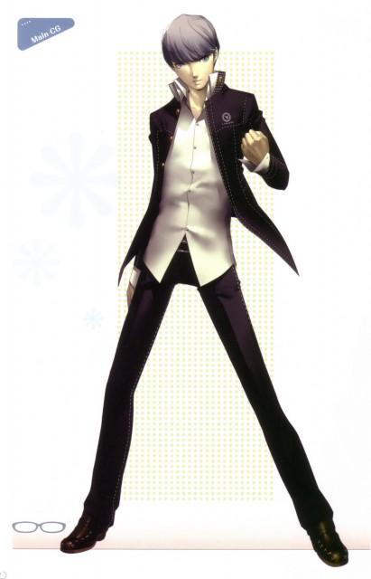 Shin Megami Tensei: Persona 4, Yu Narukami