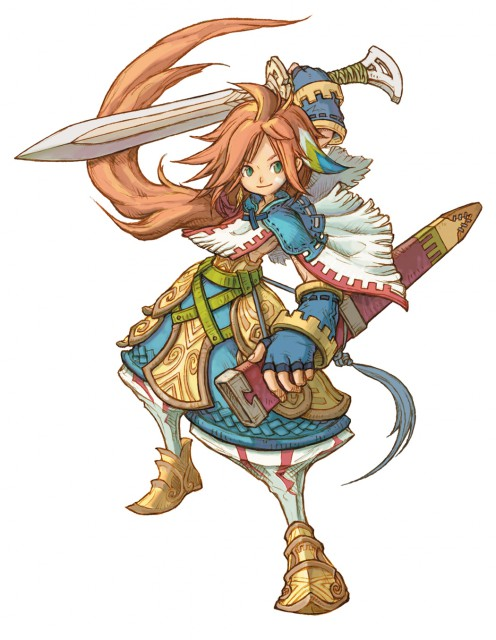 Nintendo, Square Enix, World of Mana