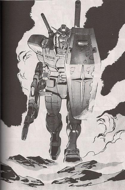 Yoshikazu Yasuhiko, Sunrise (Studio), Mobile Suit Gundam - Universal Century