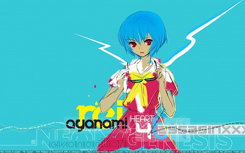 Noizi Ito, Neon Genesis Evangelion, Rei Ayanami Wallpaper