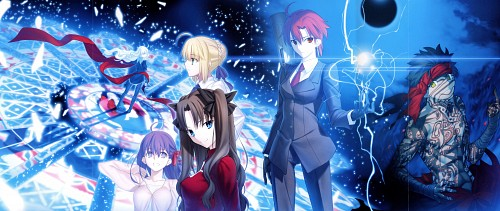 Takashi Takeuchi, TYPE-MOON, Fate/complete material V Hollow material., Fate/Hollow ataraxia, Avenger (Fate/Hollow Ataraxia)