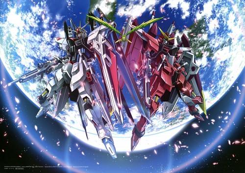 Sunrise (Studio), Mobile Suit Gundam SEED, Gundam Perfect Files, Torii (Gundam SEED)