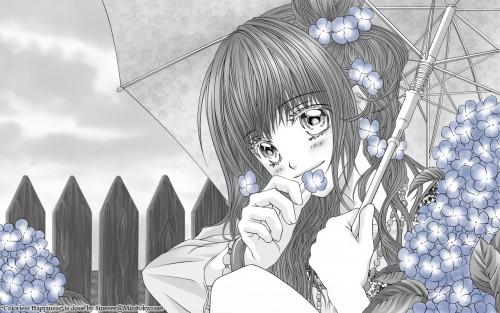 Kanan Minami, Kyou Koi wo Hajimemasu, Tsubaki Hibino, Vector Art Wallpaper