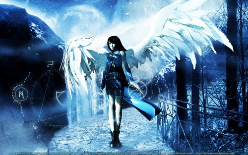 Monty Oum, Final Fantasy VIII, Rinoa Heartilly Wallpaper