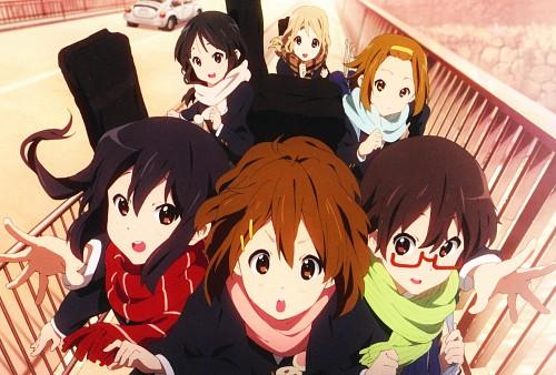 Yukiko Horiguchi, Kyoto Animation, K-On!, Ritsu Tainaka, Azusa Nakano