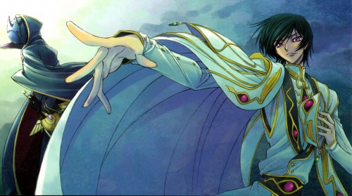 Takahiro Kimura, RICCA, Sunrise (Studio), Lelouch of the Rebellion, Lelouch Lamperouge