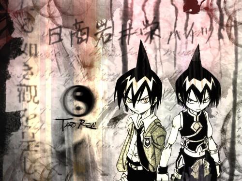 Hiroyuki Takei, Xebec, Shaman King, Ren Tao Wallpaper