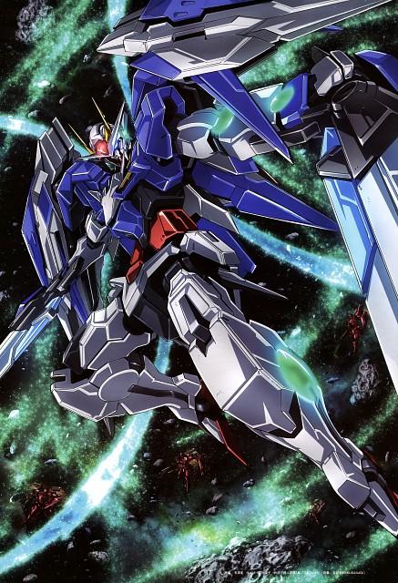 Sunrise (Studio), Mobile Suit Gundam 00, Mobile Suit Gundam - Universal Century, Gundam Perfect Files