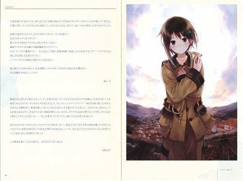 Mel Kishida, A-1 Pictures, Sora no Woto, Kanata Sorami