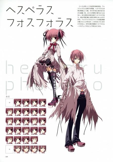 Kira Inugami, Makura, Supreme Candy, Character Sheet