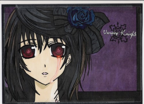 Matsuri Hino, Studio DEEN, Vampire Knight, Yuuki Cross, Member Art