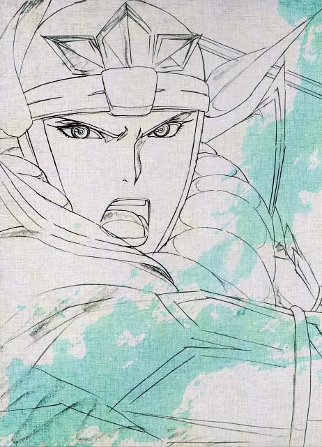 Capcom, Production I.G, Sengoku Basara, Kenshin Uesugi (Sengoku Basara)