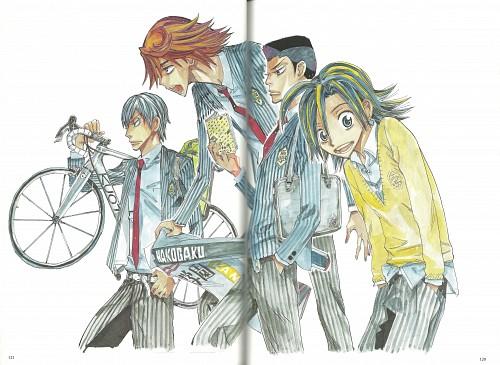 Wataru Watanabe, TMS Entertainment, Yowamushi Pedal, Yowamushi Pedal Colors, Takuto Ashikiba