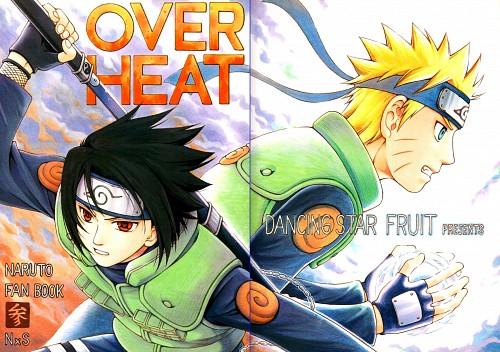 Naruto, Naruto Uzumaki, Sasuke Uchiha, Doujinshi, Doujinshi Cover