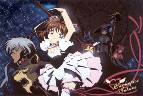 Madhouse, Card Captor Sakura, Spinel Sun, Keroberos, Yue