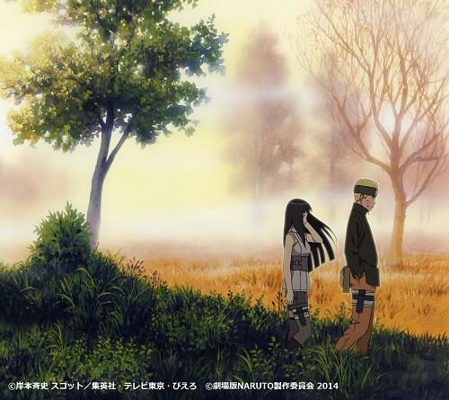 Studio Pierrot, Naruto, Naruto Uzumaki, Hinata Hyuuga, Album Cover