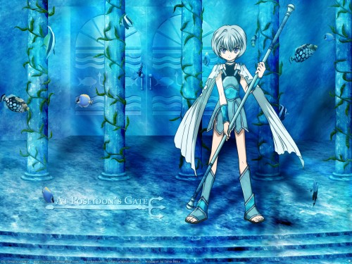 Natsumi Mukai, Plus Anima, Husky (Plus Anima) Wallpaper