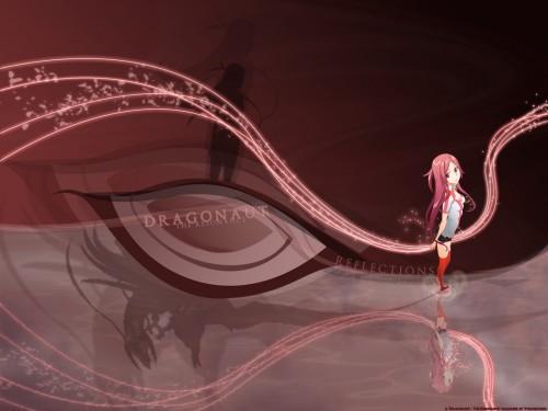 Makoto Uno, Gonzo, Dragonaut - The Resonance, Toa Wallpaper