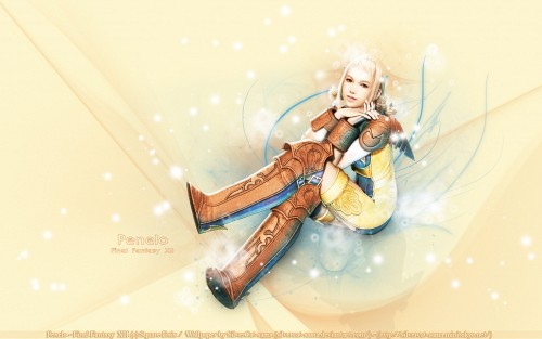 Square Enix, Final Fantasy XII, Penelo Wallpaper